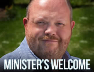 Minister's Welcome